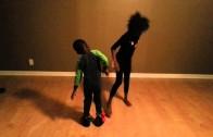 Cam & Marty's Bedtime Dance Off!!