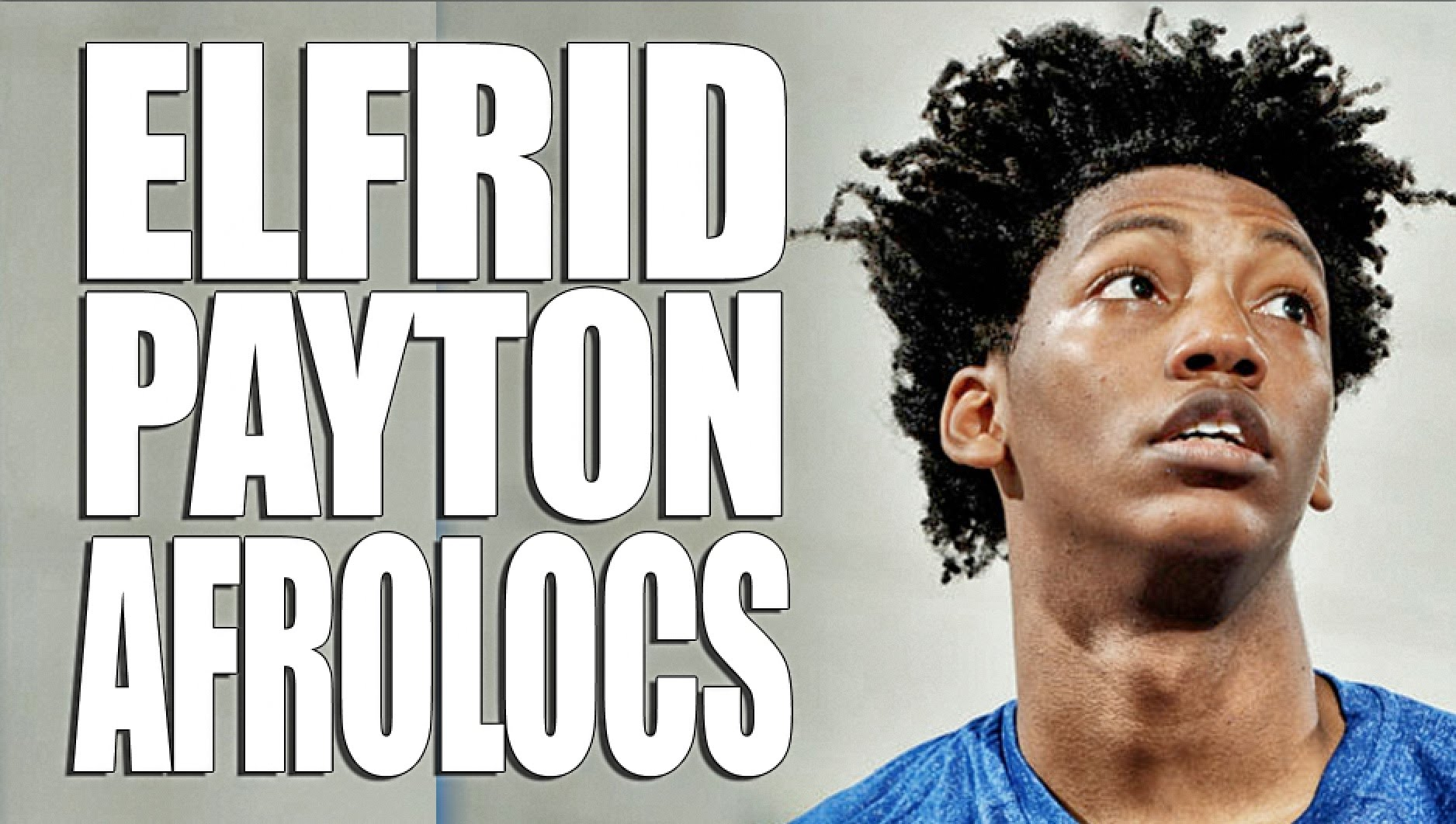 Elfrid Payton Afro Dreads Quick Loc Update Months Natural