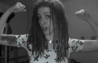 Exercise and Dreads – a washing method