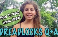 Dreadlocks Q&A || How To Keep Them Clean!