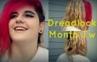 Two Month Update On My Dreadlocks