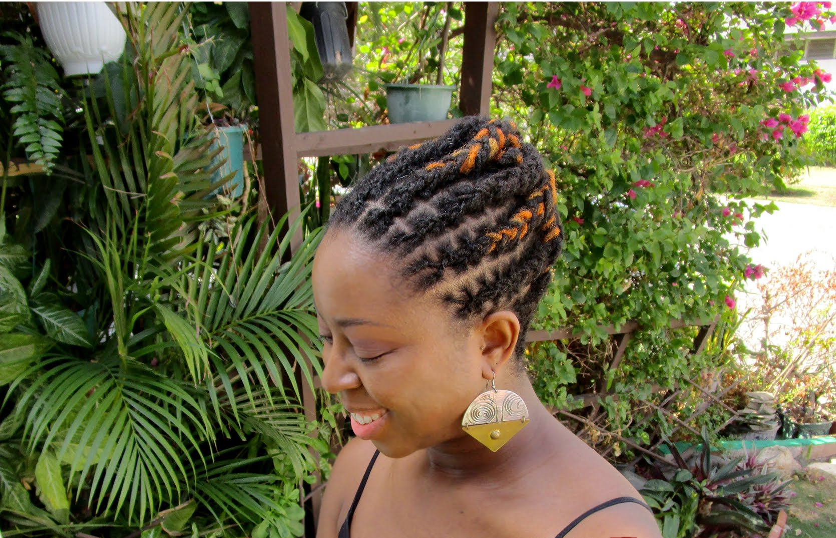 First Professional Locs Hairstyle Dread Videos