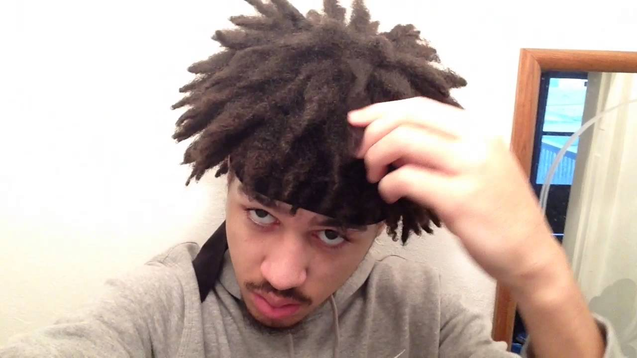 Free Form Dreads With Head Band Dread Videos